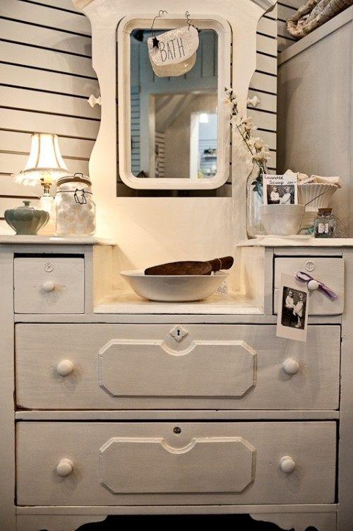 27 Best Images About Dresser Sinks On Pinterest Vanities