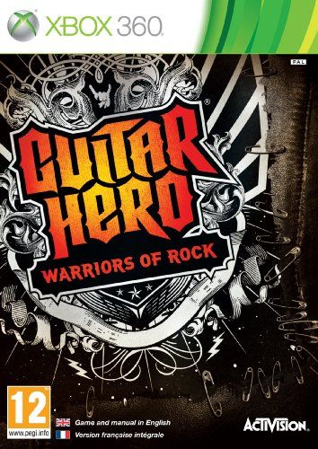 Guitar Hero 6: Warriors of Rock - Game Only (Xbox 360) - http://www.cheaptohome.co.uk/guitar-hero-6-warriors-of-rock-game-only-xbox-360/  Guitar Hero 6: Warriors of Rock – Game Only (Xbox 360) Short Description Warriors of Rock retains the core gameplay feature of the Guitar Hero series, challenging players to match scrolling notes on screen to actions on special game controllers for lead and bass guitar, drums, and vocals. To counter the weakening rhythm game market a