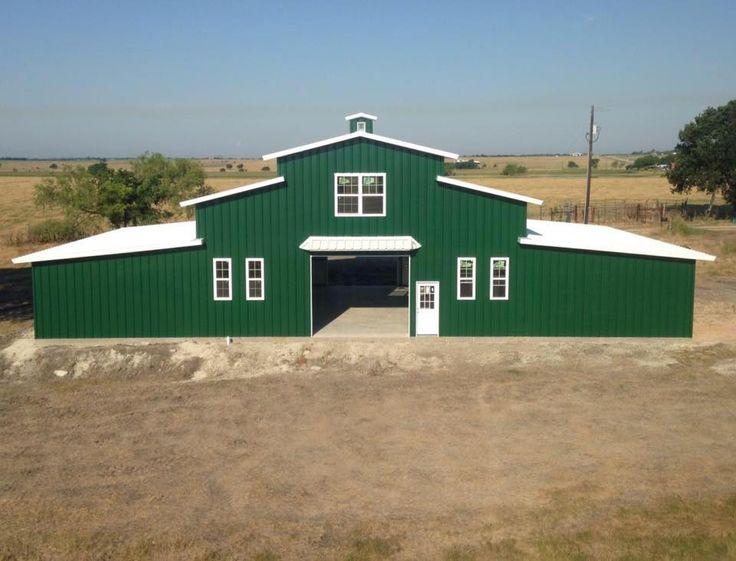 Providing custom metal buildings, steel frame homes