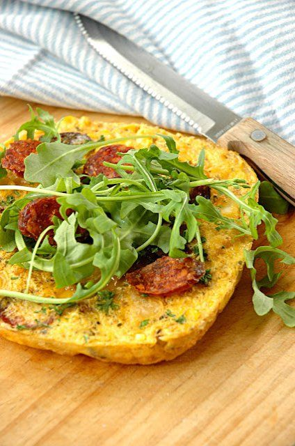 How to cook a Spanish Frittata in an Air Fryer?   My Easy Cooking
