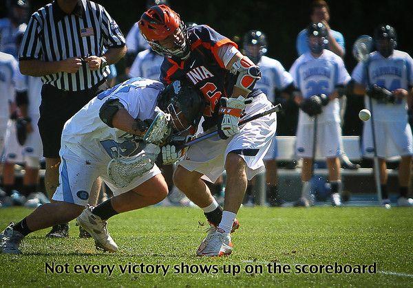 Lacrosse quote  Sports quote