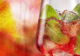 Campari Mini-Spritz › drinks & more