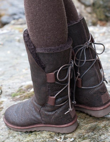Strapping Boot | Britiish Made Footwear
