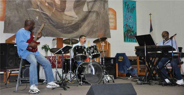 Greg Dixon, Dwight Krizman and Reggie Austin
