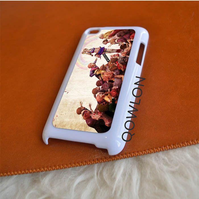 Lollipop Chainsaw Zombie Hunter iPod Touch 4 | 4TH GEN Case