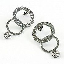 Orecchini in argento