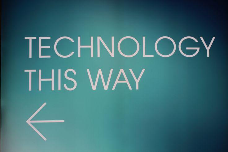 Technology department- Selfridges