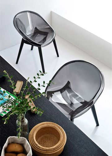 'Bloom Chair - Wood Frame by Calligaris. @2Modern'
