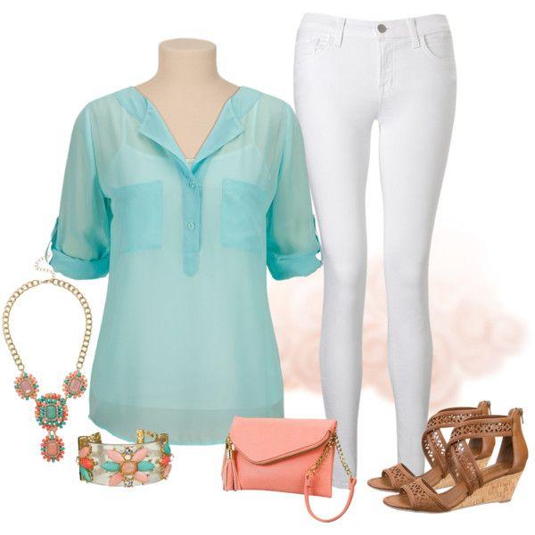 """""""Summer Fashion 2014"""" by natejustinsmom on Polyvore"""