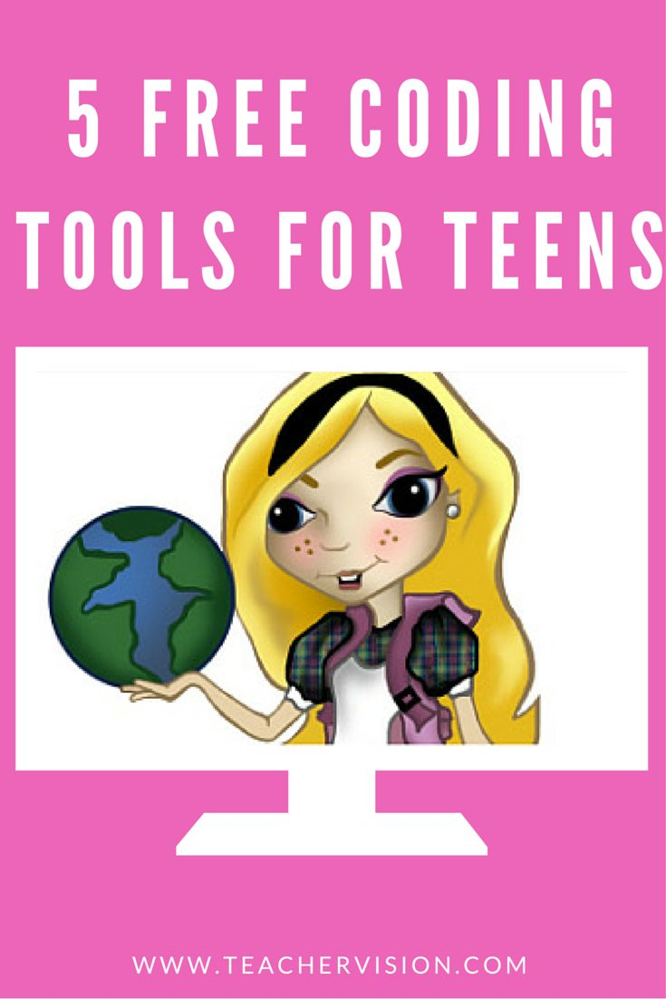 Get teens coding in your school library during Teen Tech Week. Alice teaches the fundamentals of programming in a 3D setting. This makes it ideal for teens. https://www.teachervision.com/5-free-coding-tools-for-teens/computer-science.html #TTW16 #edtech