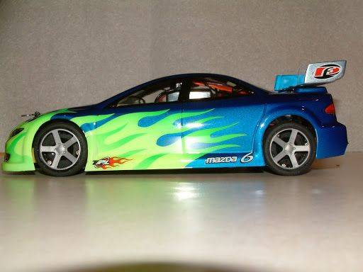 Best RC Stuff Images On Pinterest Rc Cars Car Paint Jobs And - Custom vinyl decals for rc carsimages of cars painted with flames true fire flames on rc car