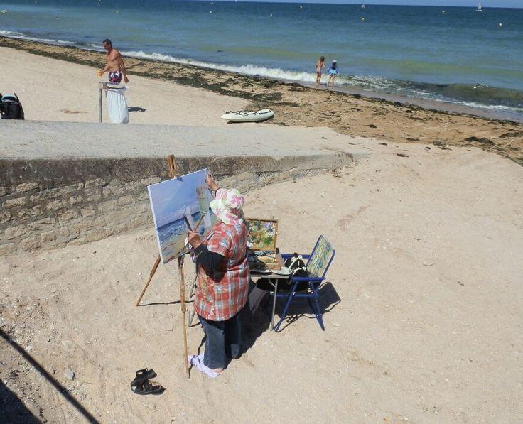 rouen to d-day beaches