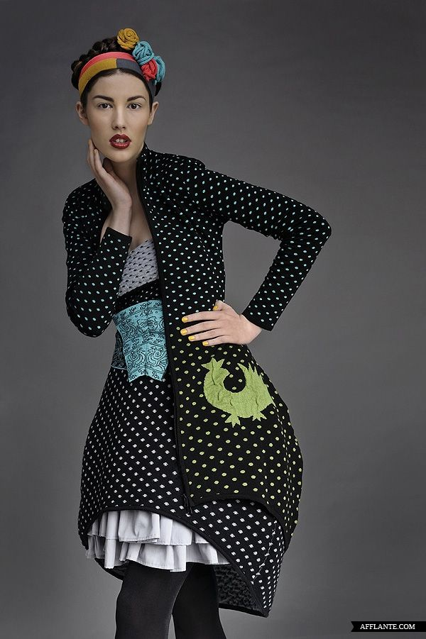 'The Era' Fashion Collection // Dana Kleinert | Afflante.com