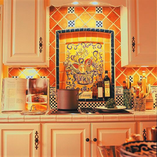 Mexican Kitchen By Terry Tellez
