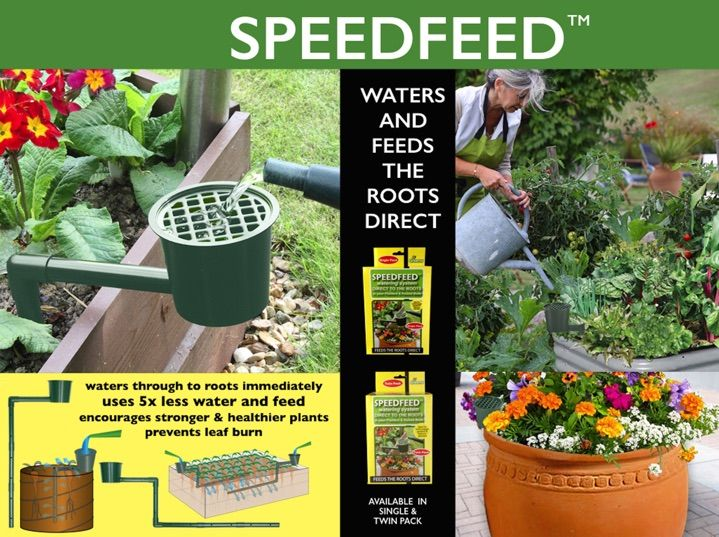 Select Ip Australia Draught Buster Garden Watering System Water