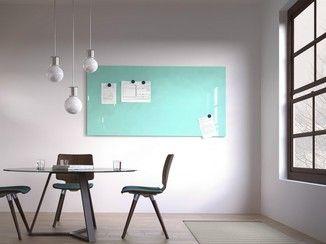 Lavagna per ufficio magnetica a parete MAGVISION - Abstracta