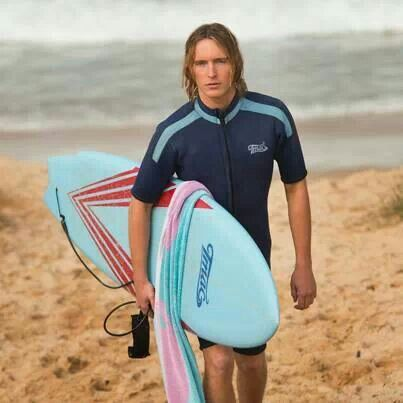 Sean Keenan (Gary from puberty blues)