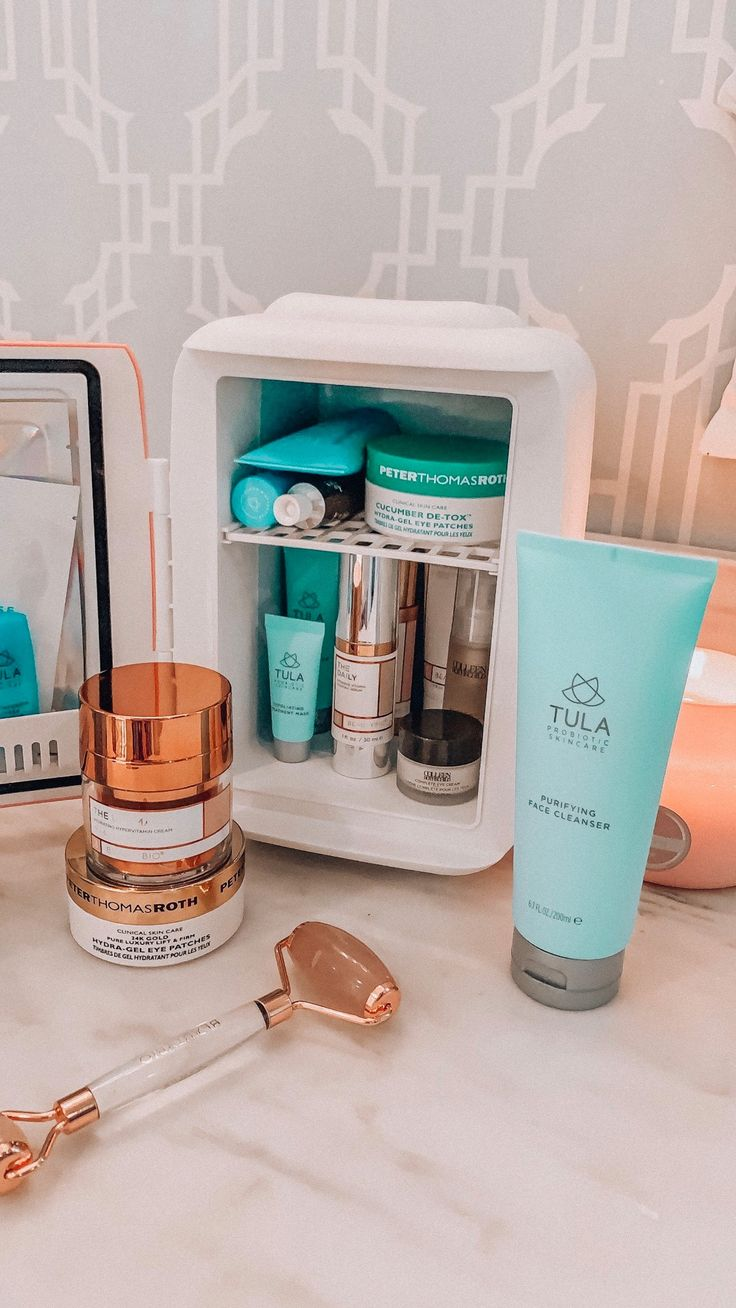 Cooluli mini fridge in 2020 Skincare for oily skin