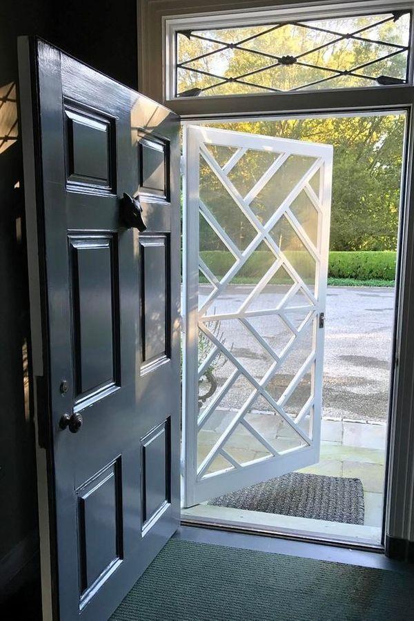 Window Gate Design Grille Room House In 2020 Metal Screen Doors Grill Door Design Security Screen Door