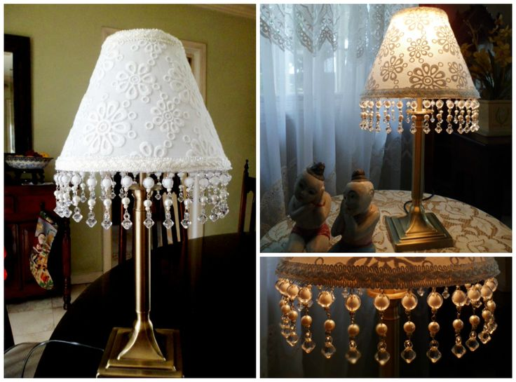 59 best ivory custom lampshades images on pinterest ivory lamp lv lace on white muslin with white braided trim and clear and white beads lampshadesivorylamp mozeypictures Image collections