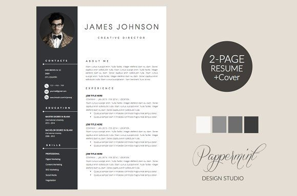 Resume Template Cv Resume Template Cover Letter Template Letter Templates