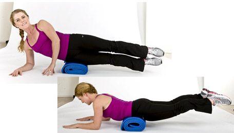 Kom rygsmerterne til livs med disse nemme øvelser