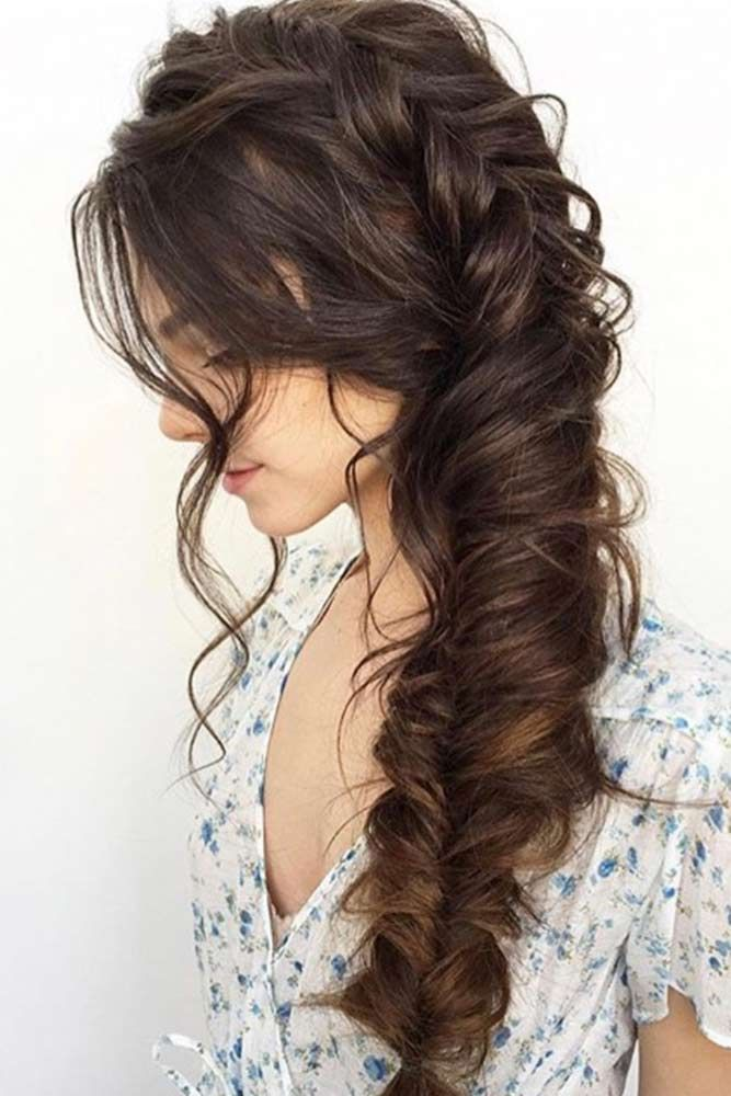 Best 25+ Braids on the side ideas on Pinterest