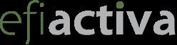 Logo Efiactiva Soluciones de Ahorro Energético