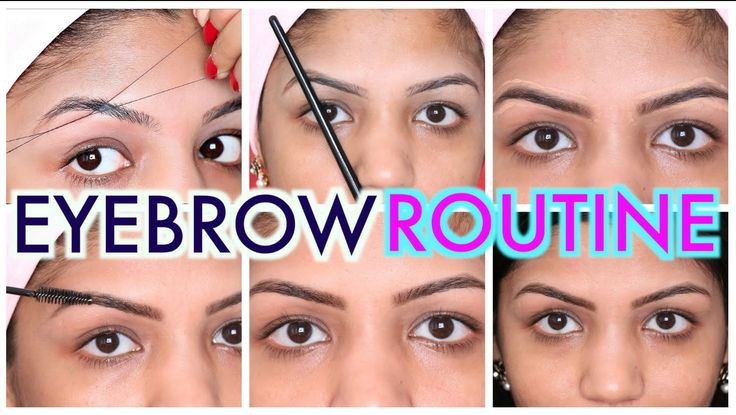 how to make eyebrow hair grow thicker