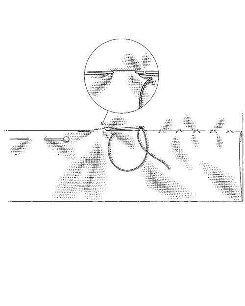 martha stewart - basic hand stitches