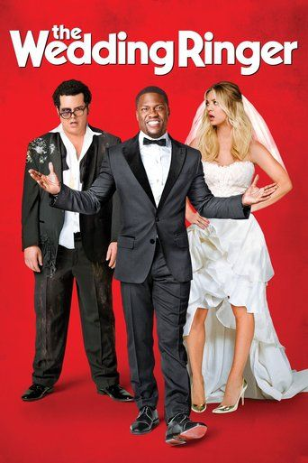The Wedding Ringer (2015) | http://www.getgrandmovies.top/movies/17683-the-wedding-ringer | Doug Harris is a loveable but socially awkward groom-to-be with a problem: he has no best man.  With less than two weeks to go until he marries the girl of his dreams, Doug is referred to Jimmy Callahan, owner and CEO of Best Man, Inc., a company that provides flattering best men for socially challenged guys in need.  What ensues is a hilarious wedding charade as they try to pull off the big con, and…