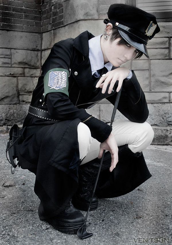Lance Corporal Levi - 002 by VenTsun.deviantart.com on @DeviantArt  Holy crud man (my comment now lol lucia) ommgggggg