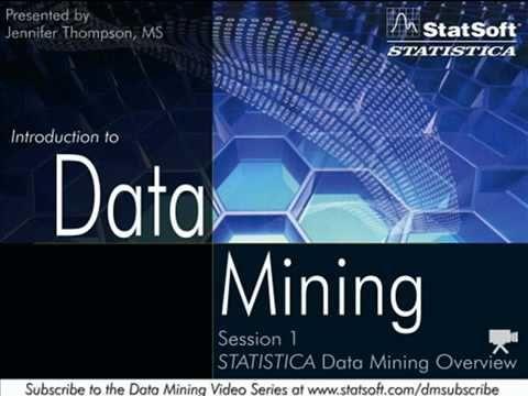What is Data Mining (Predictive Analytics, Big Data)