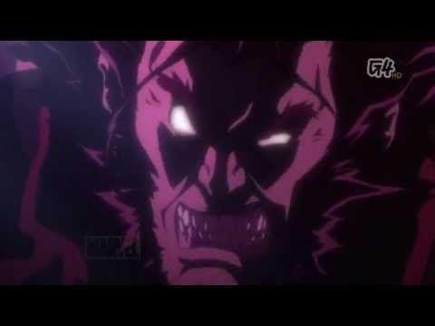 Wolverine's Berserker Rage X-Men Anime 2011