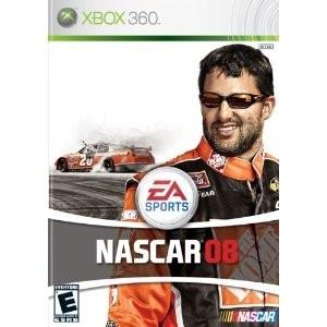 NASCAR 08  X360