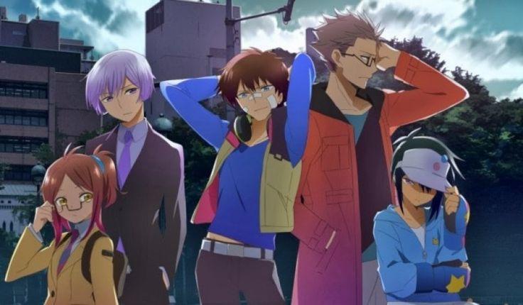 L'anime di Hamatora avrà a luglio la seconda stagione #anime