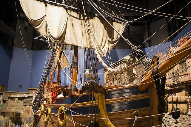 ✅ The Nonsuch at the Manitoba Museum