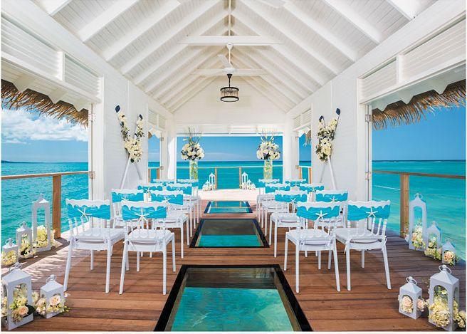 309 Best Sandals Resorts Weddings Images On Pinterest