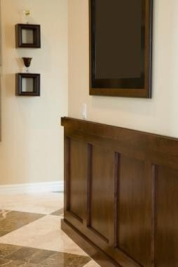 wainscoting ideas | Why Beadboard Wainscoting?