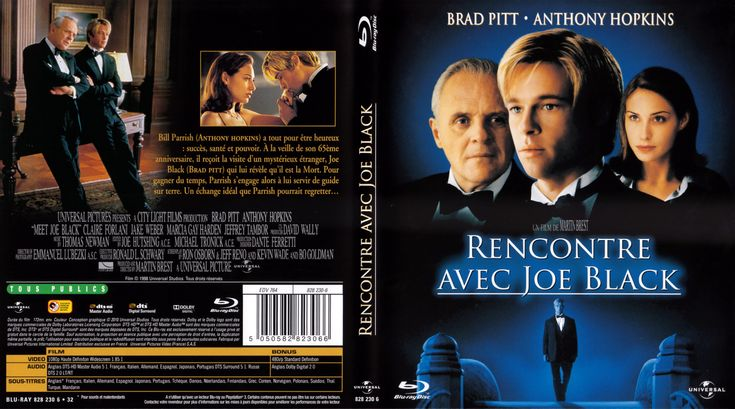 Rencontre avec joe black allocine