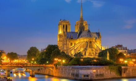 Forest Hill Paris La Villette à Paris : Escapade 4* à Paris: #PARIS 69.00€ au lieu de 119.00€ (42% de réduction)