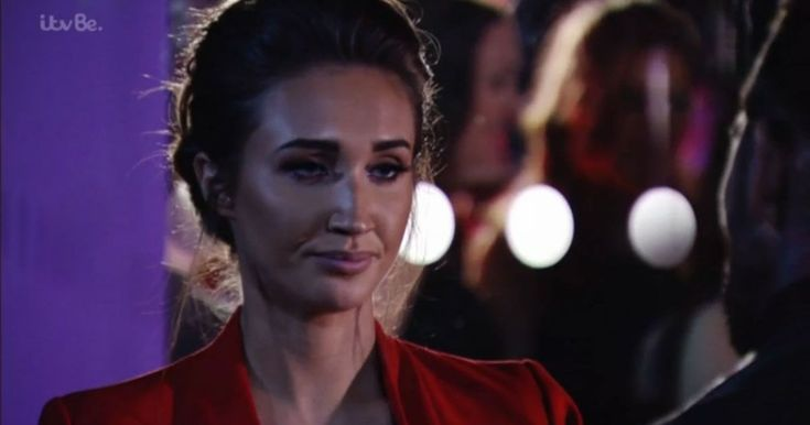 Megan McKenna confronts Pete Wicks about cheating rumours as they come face-to-face for the first time since split on TOWIE - Mirror Online