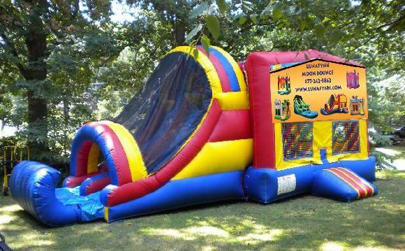 LunaFynn Moon Bounce - Home - Moon Bounce - Northern Virginia Moonbounce Rentals - Party Rentals - Inflatable Jumpers - Castles - Moonwalks