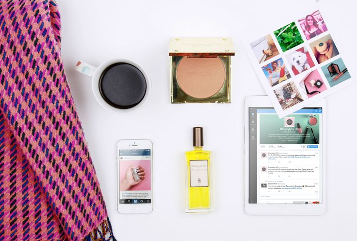 Our Back To Work Beauty Essentials : Beauty Unboxed