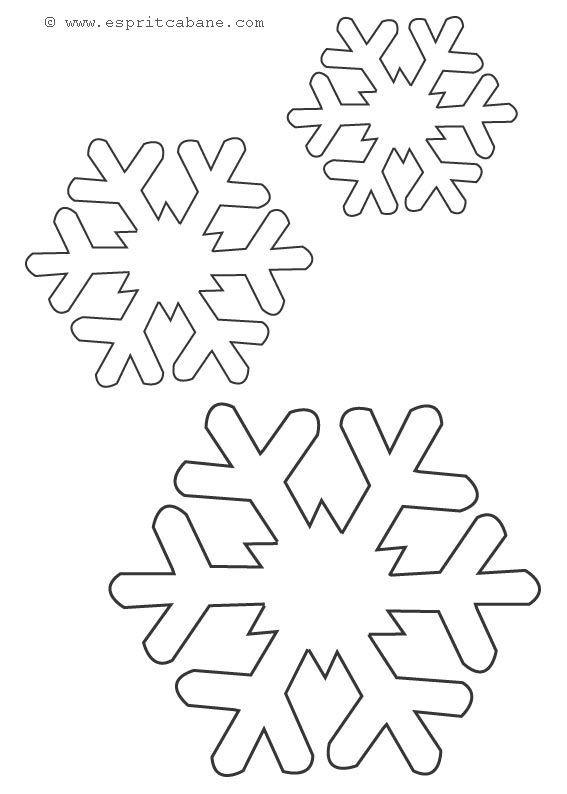 les 25 meilleures idées de la catégorie motifs de flocons de neige