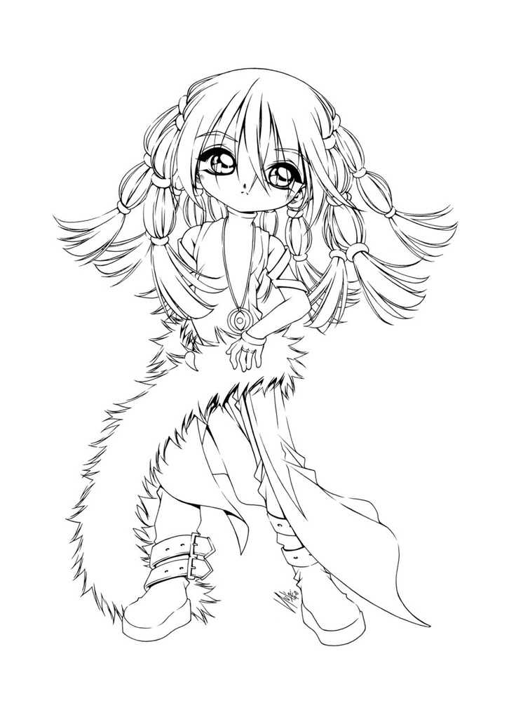 anime coloring pages deviantart photoshop - photo#5