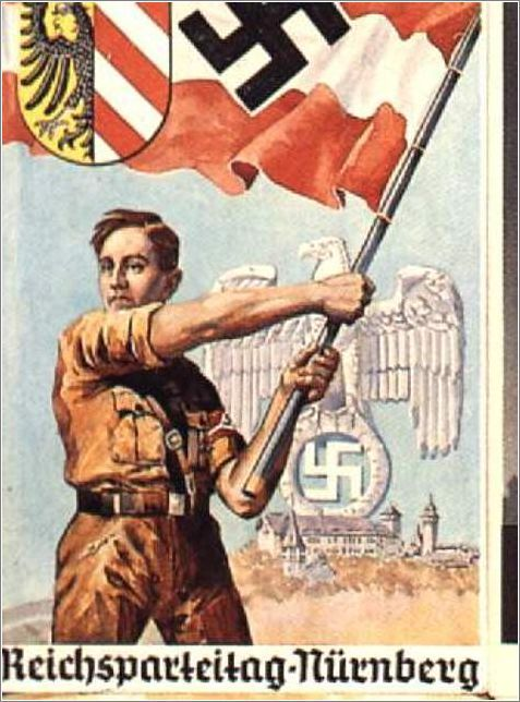 an overview of the propaganda by the nazi regime Students analyze several examples of nazi propaganda and explore its impact  on  overview to deepen your understanding of the ideas in this lesson, read   in germany, hitler instructed nazi party officials to hold rallies in the evening,.