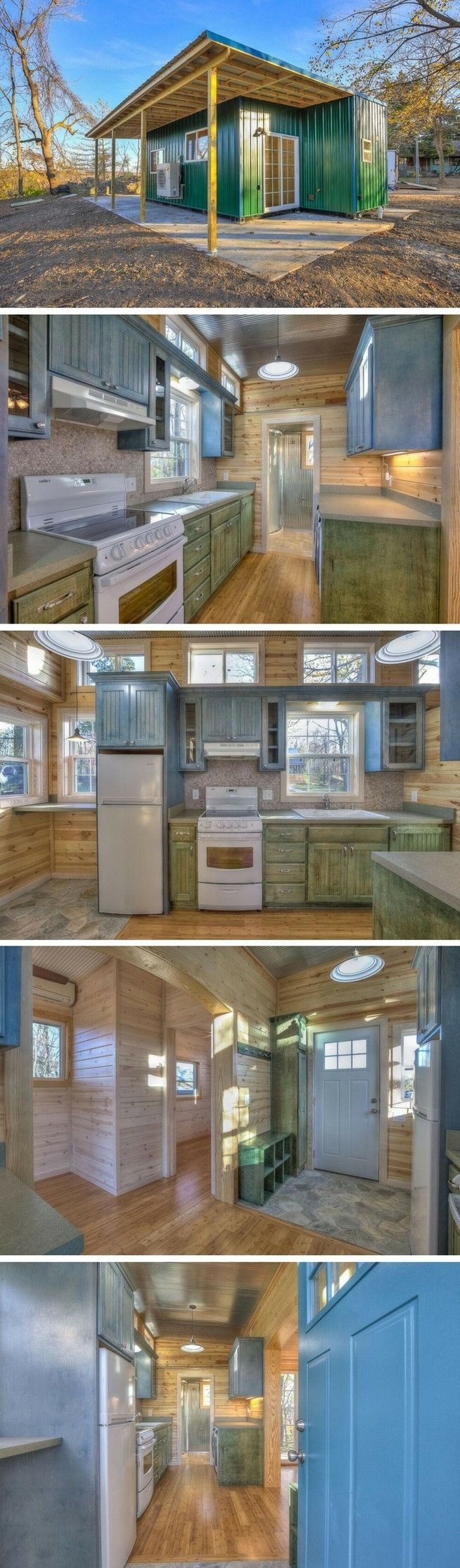 Container House - Container House - HAPPY TWOGETHER TINY SHIPPING CONTAINER Who Else Wants Simple Step-By-Step Plans To Design And Build A Container Home From Scratch? - Who Else Wants Simple Step-By-Step Plans To Design And Build A Container Home From Scratch?