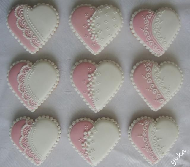 Valentine Cookies | Beautiful Cookies