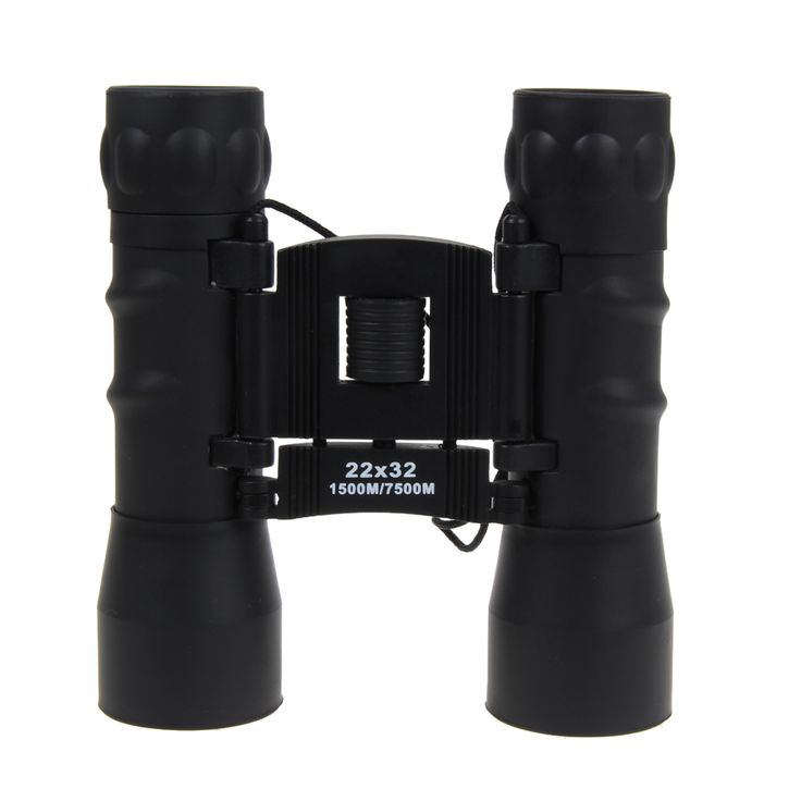 Portable Dual Focus Compact Mini Pocket 22x32 Binoculars Telescope for Camping Travel Concerts Outdoors FE5#